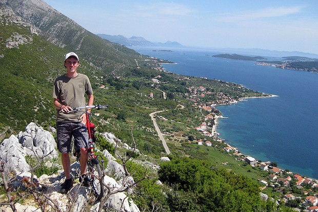 Bicycle Touring Pro in Croatia