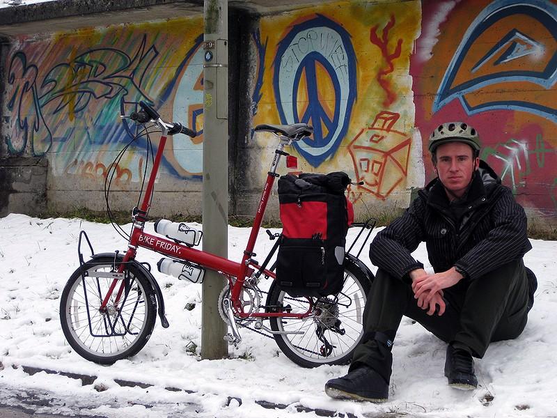 Switzerland in the winter