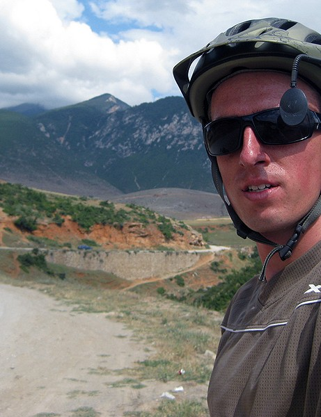 Bicycle Touring Pro in Albania