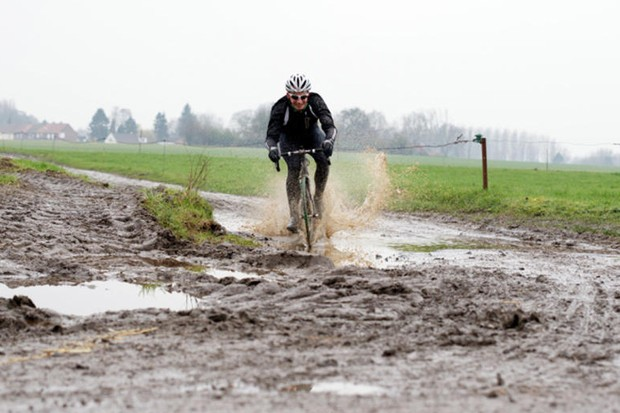 The Paris-Roubaix Challenge has suffered severe alterations for its inaugural edition