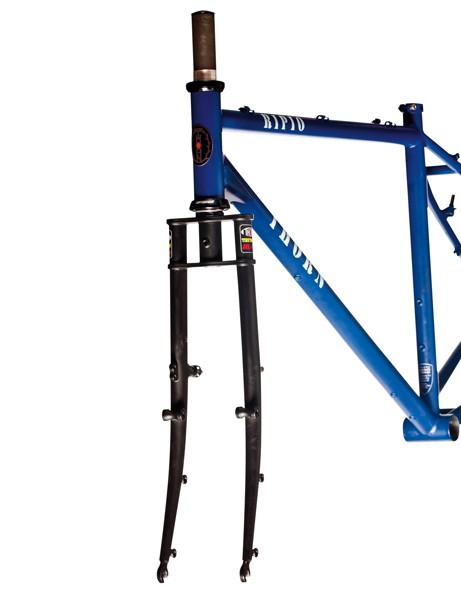 Thorn Ripio frame & MT Tura fork