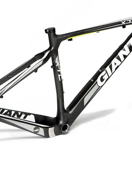 Giant will also offer their new XtC Composite 29er as a frame only for $1,550
