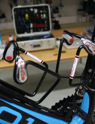 The Elite bottle cages