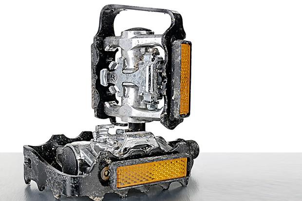 System EX EM15 pedals