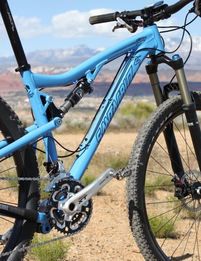 Santa Cruz offers Tallboy in all of their powder coat colors