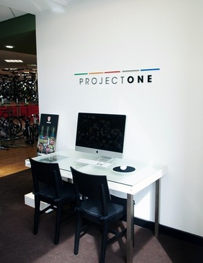 The Project One design centre allows shoppers to fully customise their Trek Madone or Speed