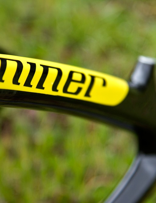 Niner and Spectrum have teamed up to create nine limited-edition Air 9 framesets to benefit IMBA but for now, they're only releasing a handful of teaser images.
