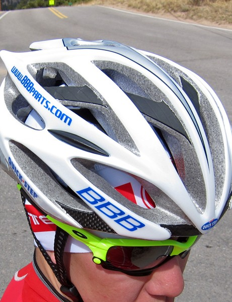 BBB's Falcon helmet is an impressive high-end debut for the European bike parts giant
