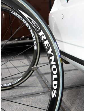 Ag2r was among the majority of teams at Ronde van Vlaanderen putting at least some of its riders on carbon rims.