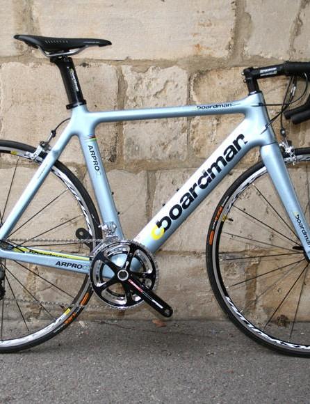 Boardman Road Pro Carbon 2011