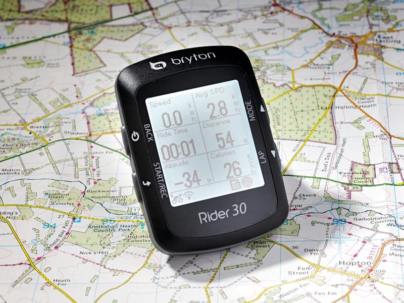 Bryton Rider 30e GPS