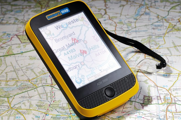 Memory Map Adventurer 3500