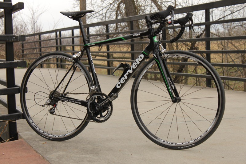 The R5 is a purebred professional in all aspects, save for the wheelset