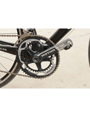 Rotor was in on the ground floor when it came to Cervelo's BBright development