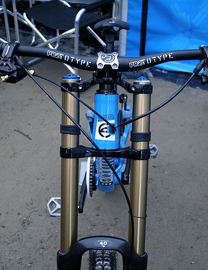 Fox 40 RC2 FIT fork