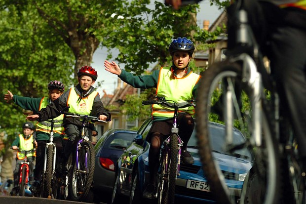 The end of Cycling England hasn't meant the end for Bikeability