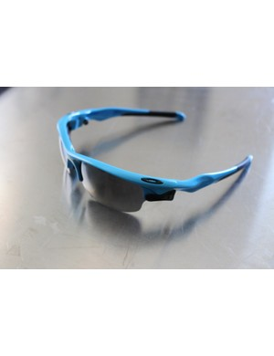 The new glasses use the SwitchLock concept to lock the lenses into the frames using a slot and pin design