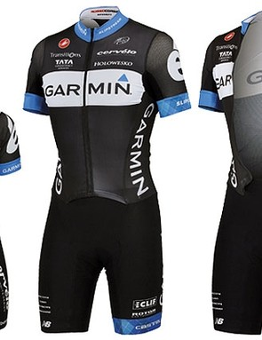 The Castelli SpeedSuit won't be available to buy until 2012