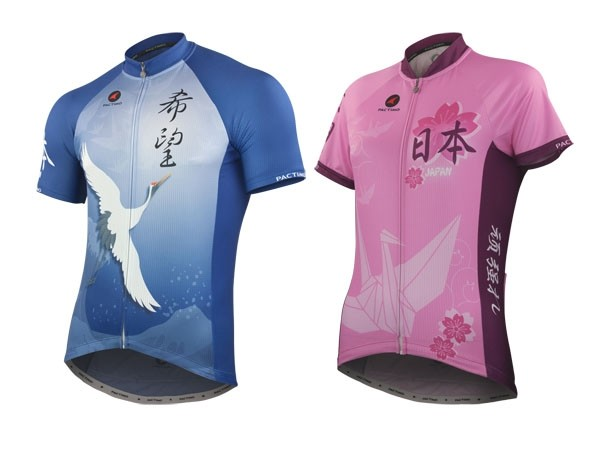 Pactimo's men's and women's 'Jersey for a Cause'