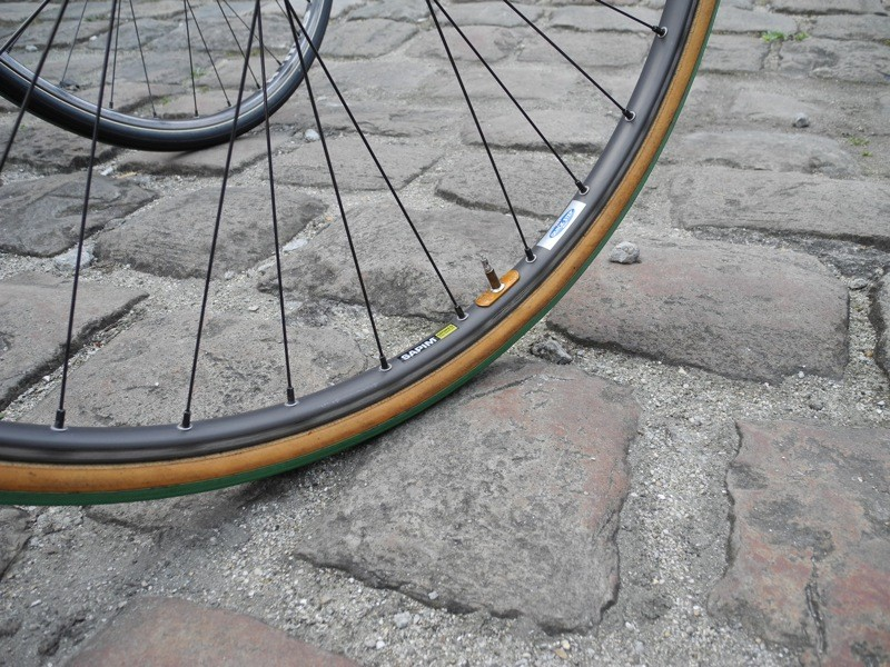 Ambrosio's Nemisis – 'La Reine du Nord' (Queen of the North) – was the most popular alloy model used on the cobbles this year, but carbon fiber was more prevalent than ever