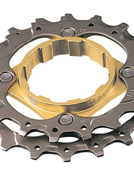 Can't afford £100 for a couple of Shimano Yumeya titanium sprockets? Don't worry, there are plenty of decent mid-range alternatives to this kind of uber expensive high-end kit