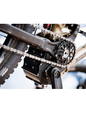 Gearbox bikes have been in development for several years now