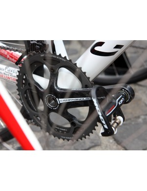 Teams no longer have to make do with pieced-together chainring combinations for Paris-Roubaix as both Shimano and Campagnolo now offer proper matched sets for better shift performance on the cobbles