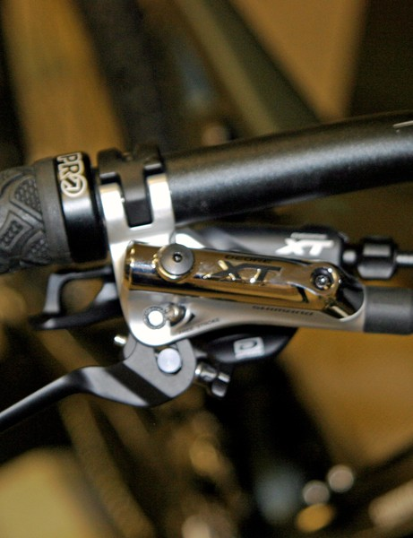 Shimano's top four brakesets now all feature one-way bleeding as standard