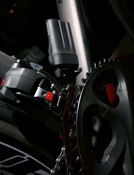 Scott Foil aero road bike