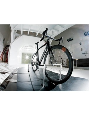 Wind tunnel testing of the Scott Foil