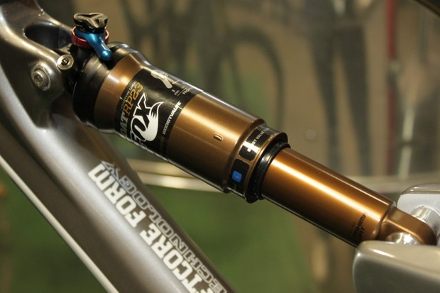 Fox Racing Shox's 2012 Float RP23 Boost Valve with Adaptive Logic shock