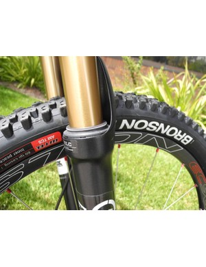 Fox's 2012 forks sport new lower friction seals