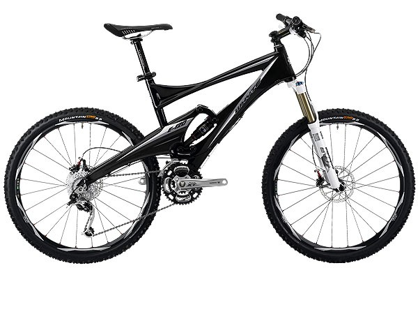 The 2010 Whyte E-120 Works XT is available on the site