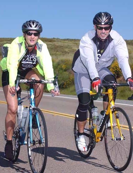 Riders enjoy the Colnago Gran Fondo San Diego