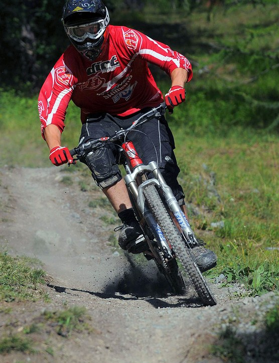 Expect berms and jumps aplenty
