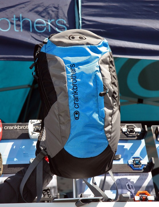 The smaller Ascender is meant more for cross-country journeys, with more minimal pockets