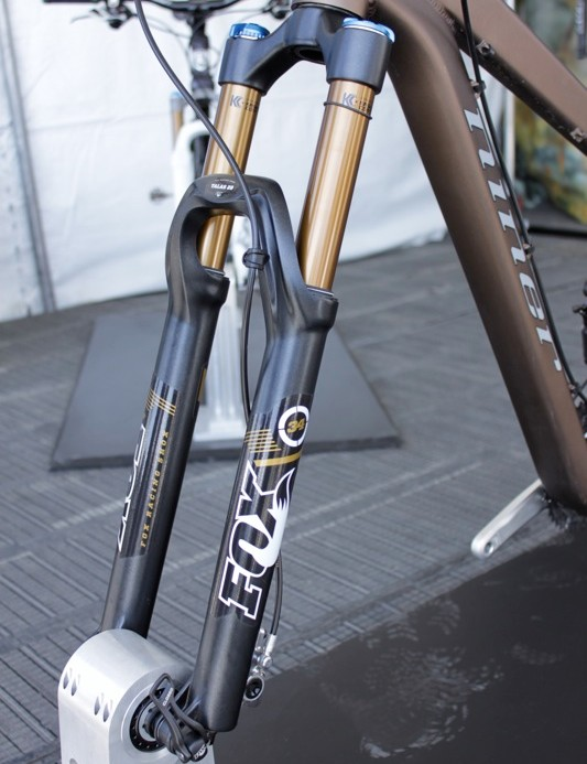 Fox's new 34 29er fork with 140mm of travel
