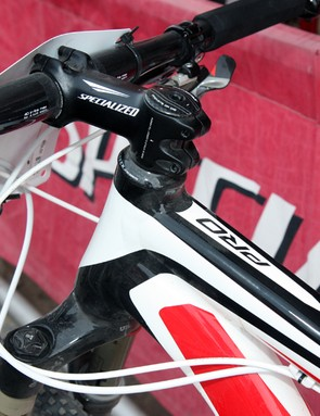 The new Specialized Carve will feature a tapered head tube