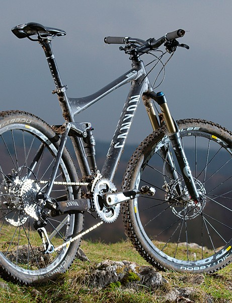 Canyon Nerve XC 9.0