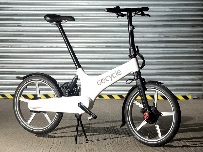 Gocycle plus electric bike