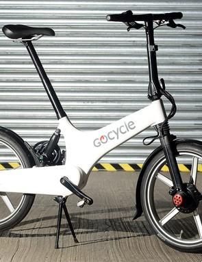 Gocycle plus electric bike