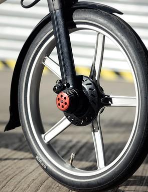 20in magnesium alloy wheels