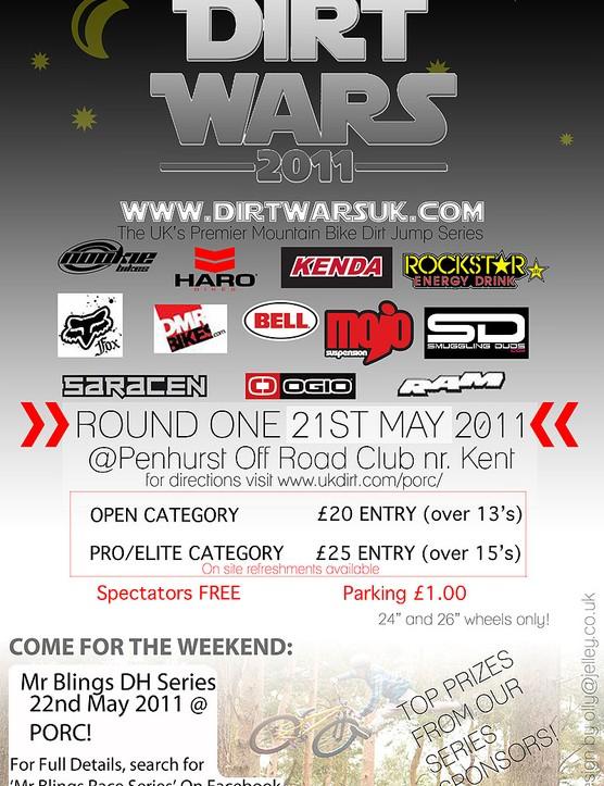 Dirt Wars UK 2011