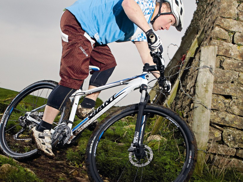 e33673773f0 A great bike hampered on rough terrain by a poorly controlled fork