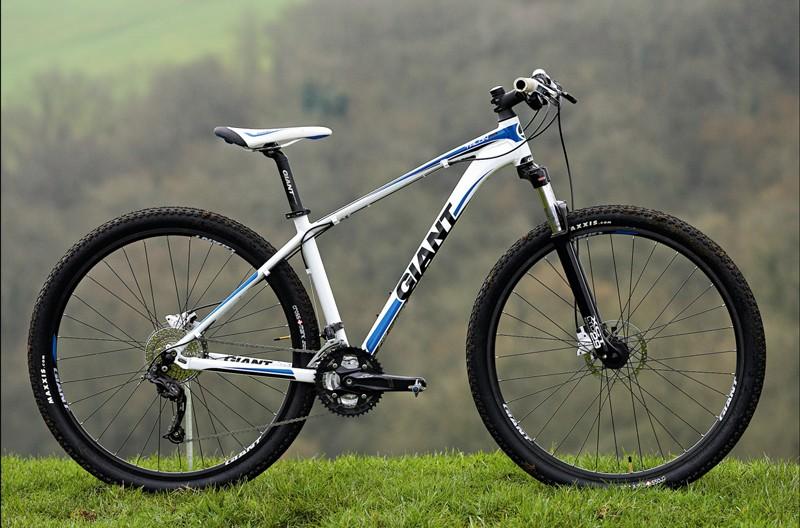 ce78fce97c7 Giant Talon 29 review - BikeRadar