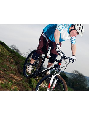 The Nucleus is a well equipped hard riding bike that's good value for money