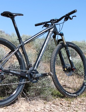 Santa Cruz's new Highball carbon 29in hardtail