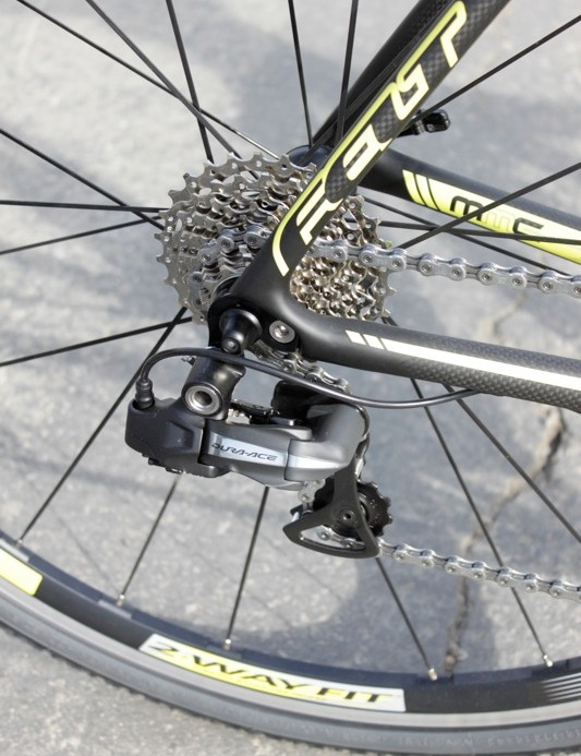 Shimano's Di2 group works for cyclo-cross, as evidenced by its prevalence in the European pro circuit, but it will be a rough day should you tear off a $700 derailleur