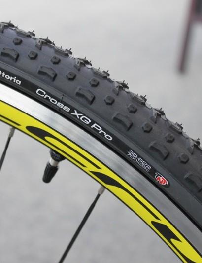 Vittoria's new TNT Cross XG Pro tubeless tires