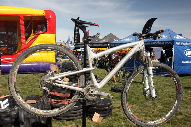 Rocky Mountain showed a prototype 29er cross-country full-suspension bike at this year's Sea Otter Classic. Come this fall, it'll be officially known as the Element 29